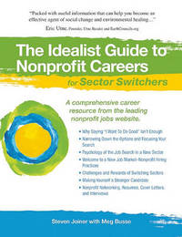The Idealist Guide to Nonprofit Careers for Sector Switchers by Steven Joiner image