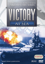 Victory At Sea (4 Disc Set) on DVD