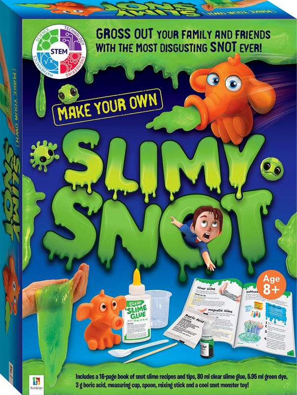 Slime kit slimy snot toy at mighty ape nz slime kit slimy snot ccuart Gallery