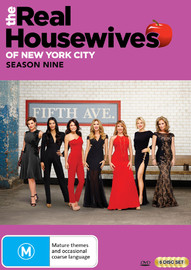 Real Housewives of New York - Season Nine on DVD