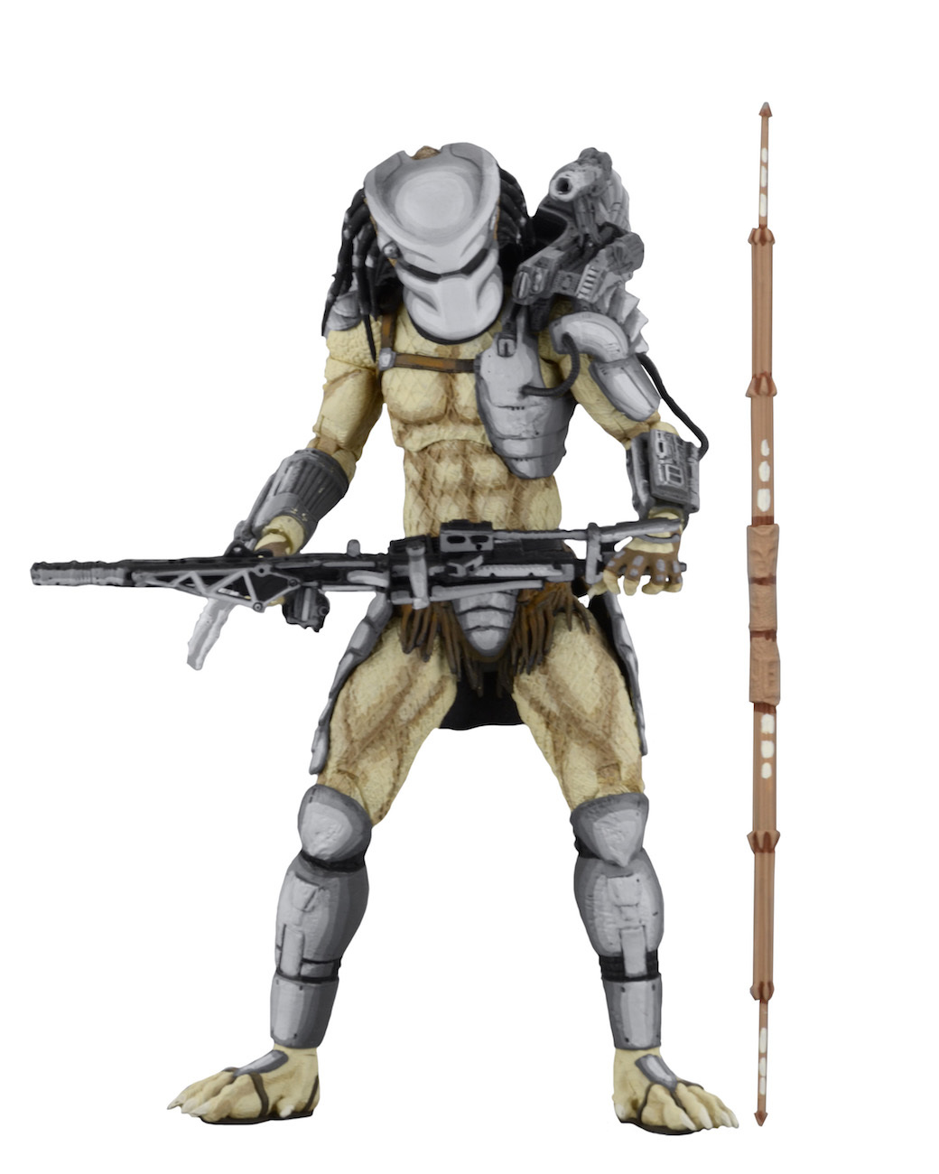 "Alien vs. Predator Arcade: Warrior Predator - 8"" Articulated Figure image"