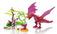Playmobil: Fairies - Friendly Dragon with Baby (9134)