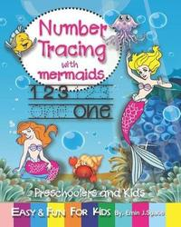 Number Tracing with Mermaids by Emin J Space