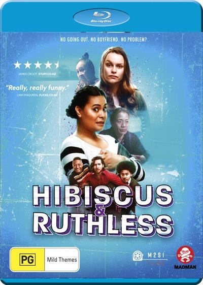 Hibiscus & Ruthless on Blu-ray
