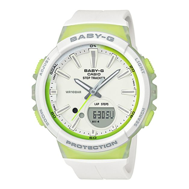 BGS100-7A2 Baby-G Running Series Watch