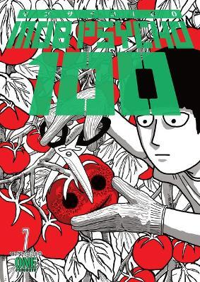Mob Psycho 100 Volume 7 by One