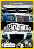 National Geographic: Megafactories - Euro Luxury Cars on DVD
