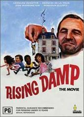 Rising Damp - The Movie on DVD
