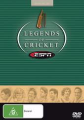 Legends Of Cricket (7 Disc) on DVD