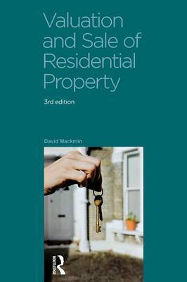 Valuation and Sale of Residential Property by David Mackmin image