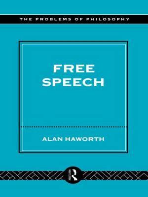 Free Speech by Alan Haworth image