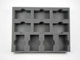 Movement Tray Holder 2 Foam Tray (BFL) (3.5 inch)