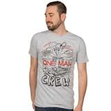 World of Tanks One Man Crew Men's T-Shirt (Large)