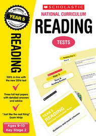 Reading Test - Year 5 by Lesley Fletcher
