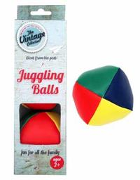 Vintage Collection - Juggling Ball Set