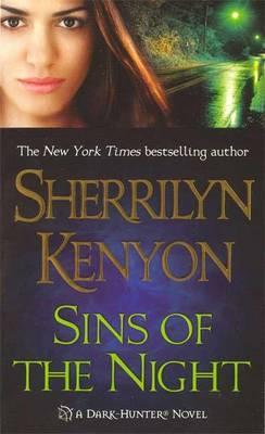 Sins of the Night (Dark Hunter #8) US Ed. by Sherrilyn Kenyon image