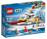LEGO City: Fishing Boat (60147)