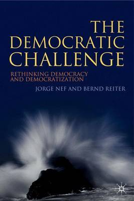 The Democratic Challenge by Jorge Nef image