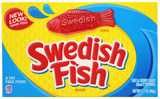Swedish Fish Red Theater Box (88gm)