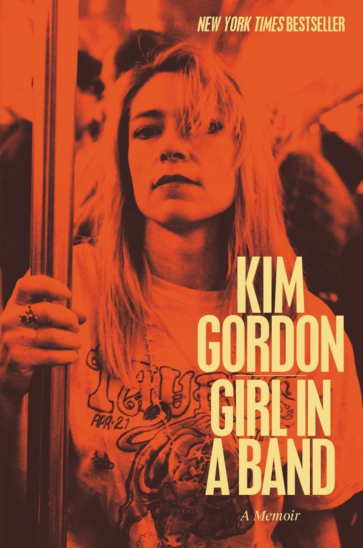 Girl in a Band by Kim Gordon image