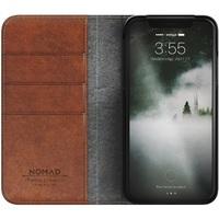 Nomad Leather Folio - iPhone X