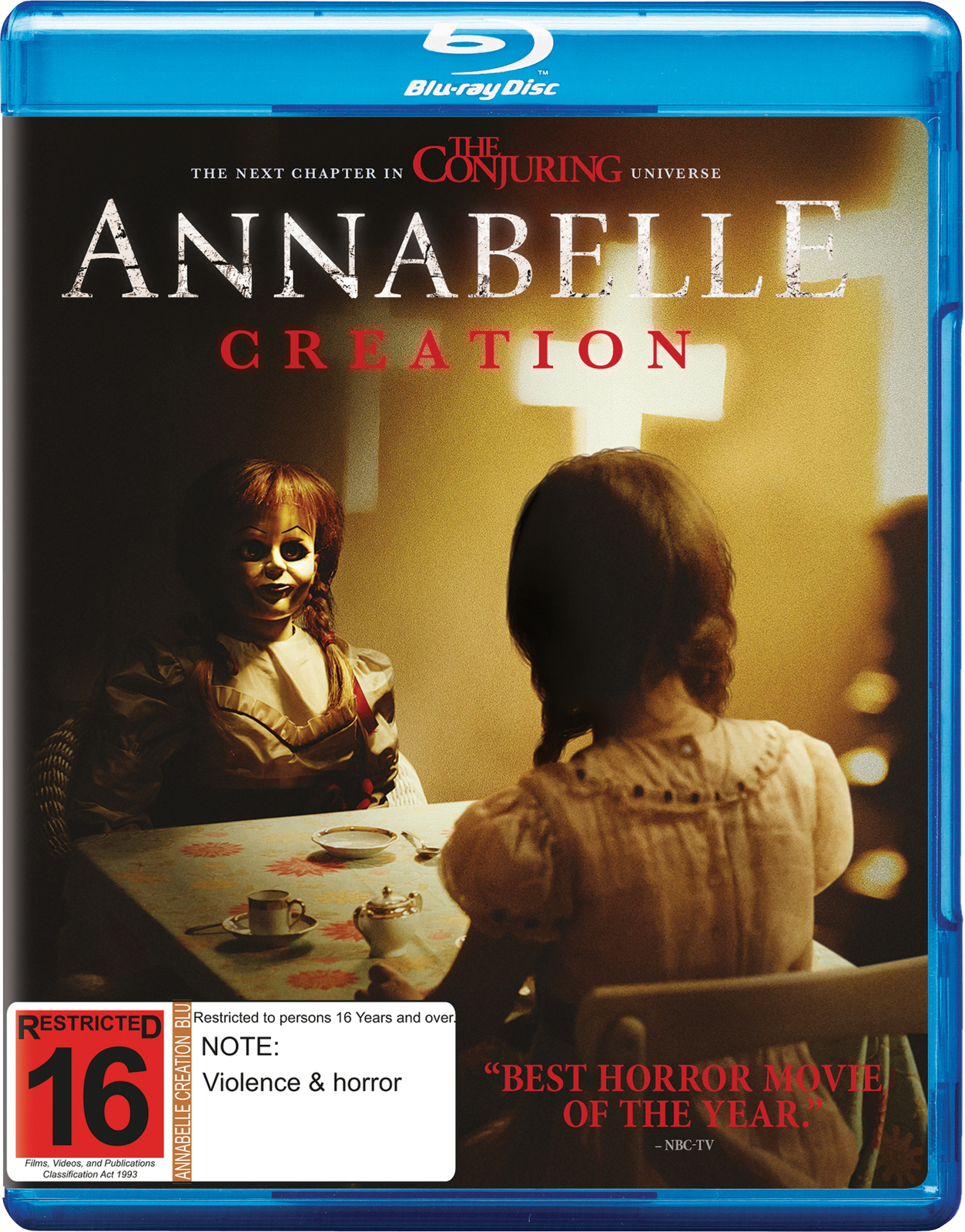Annabelle: Creation on Blu-ray image
