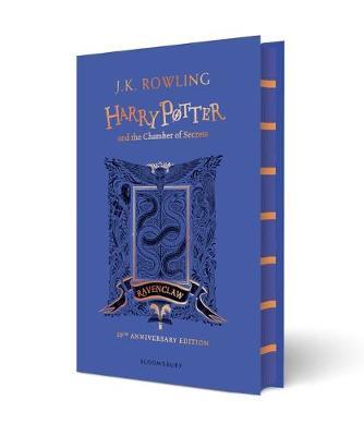 Harry Potter and the Chamber of Secrets - Ravenclaw Edition by J.K. Rowling image