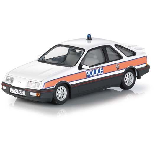 Corgi: 1/43 Ford Sierra XR4i – Devon & Cornwall Police