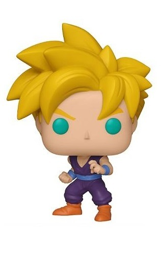 Dragon Ball Z – Super Saiyan Gohan Pop! Vinyl Figure image