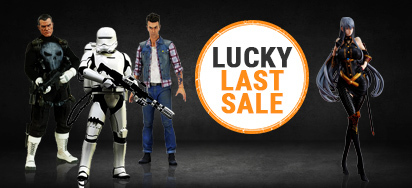 Lucky Last Sale!