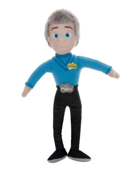 The Wiggles: Mini Soft Toy - Anthony