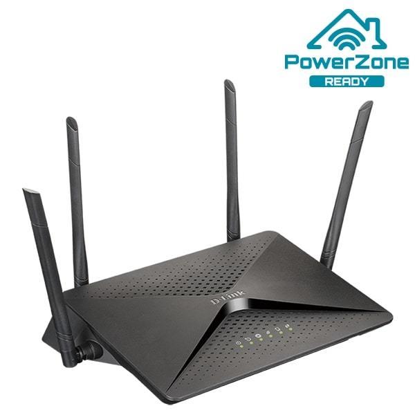 D-Link: AC2600 DSL-3785 Viper Dual-Band Modem Router image