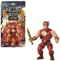 "DC Primal Age: The Flash - 5"" Action Figure"