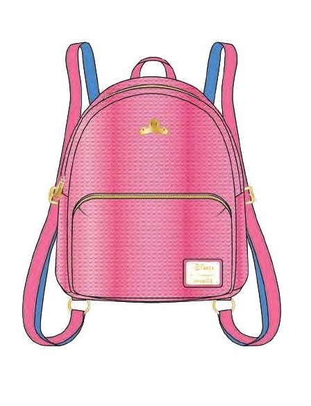 Loungefly: Cinderella - Reversible Sequin Mini Backpack