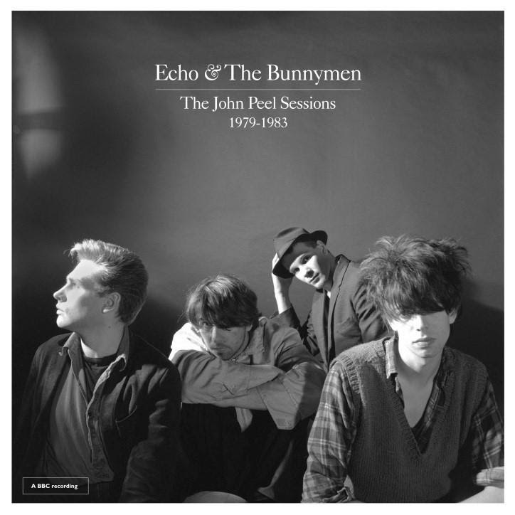 The John Peel Sessions - 1979-1983 by Echo and the Bunnymen image