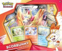 Pokemon TCG: Scorbunny Zamazenta V image