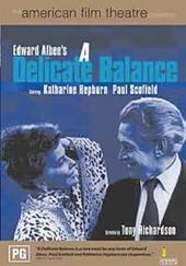 Delicate Balance, A on DVD