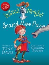 Roland Wright, Brand New Page by Tony Davis image