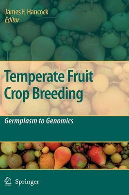 Temperate Fruit Crop Breeding image