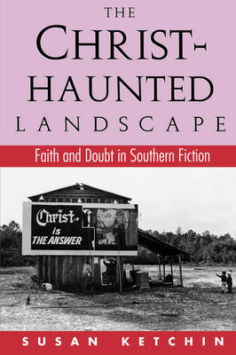 The Christ-Haunted Landscape by Susan Ketchin image
