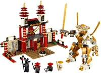 LEGO Ninjago - Temple of Light (70505)