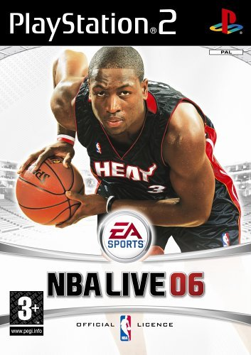 NBA Live 06 for PlayStation 2