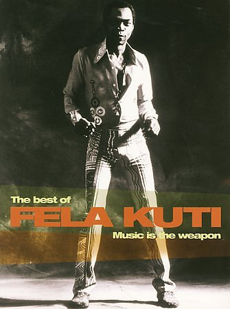 Music Is The Weapon [Box] by Fela Kuti