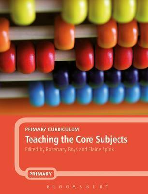 Primary Curriculum by Russell Jones