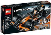 LEGO Technic - Black Champion Racer (42026) image