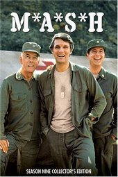 MASH - Complete Season 9 (3 Disc) on DVD