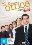 The Office (US) Season 5 Part 1 DVD