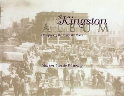 A Kingston Album by Marion Van De Wetering image