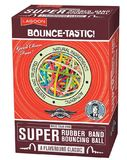 Vintage Planet Rubber Band Bouncing Ball