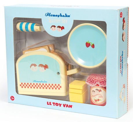 Le Toy Van: Honeybake - Toaster Set image